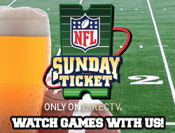 NFL Sunday Ticket Adlet
