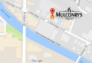 Map of Mulconry's Location